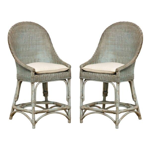 Glenville Barrel Chair (Set of 2) by Bayou Breeze