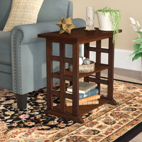 Suffolk End Table by Charlton Home