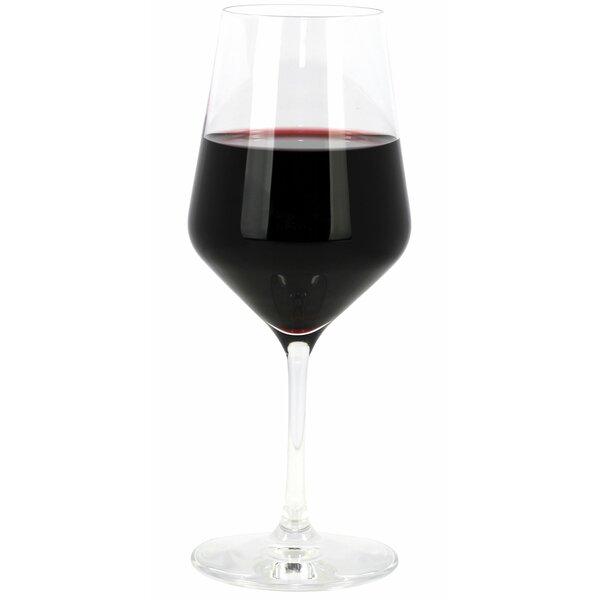Nova 17.25 oz. Red Wine Glass (Set of 4) by Oneida