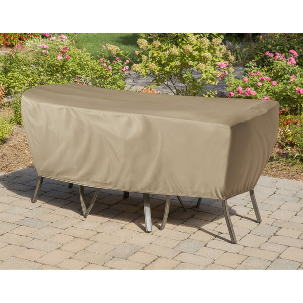Vinyl Patio Dining Set Covers by Freeport Park