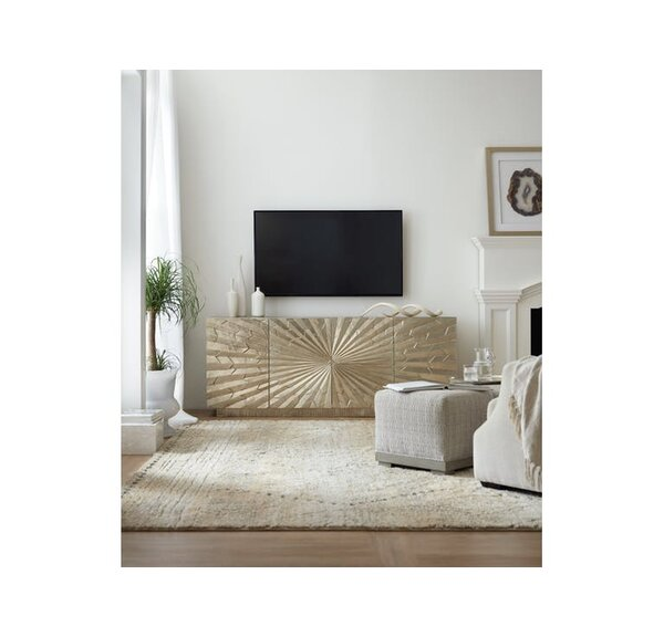 Big Bang 78 TV Stand by Hooker Furniture