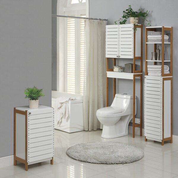 Rendition 14.5 W x 68 H Linen Tower by Organize It All