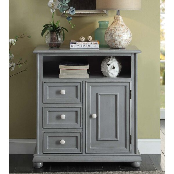 Arend 3 Drawer Accent Cabinet by One Allium Way