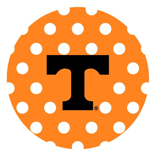 University of Tennessee Dots Collegiate Coaster (Set of 4) by Thirstystone
