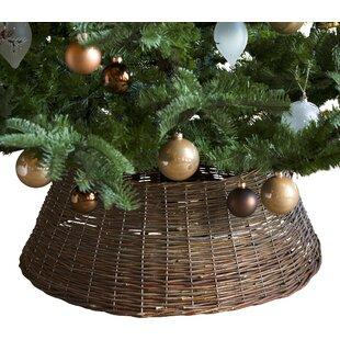 Wicker Tree Collar Wayfair