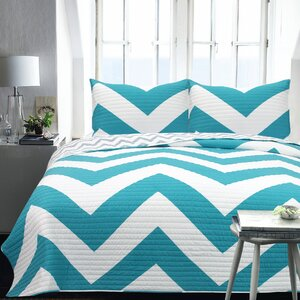 Charles 2 Piece Coverlet Set