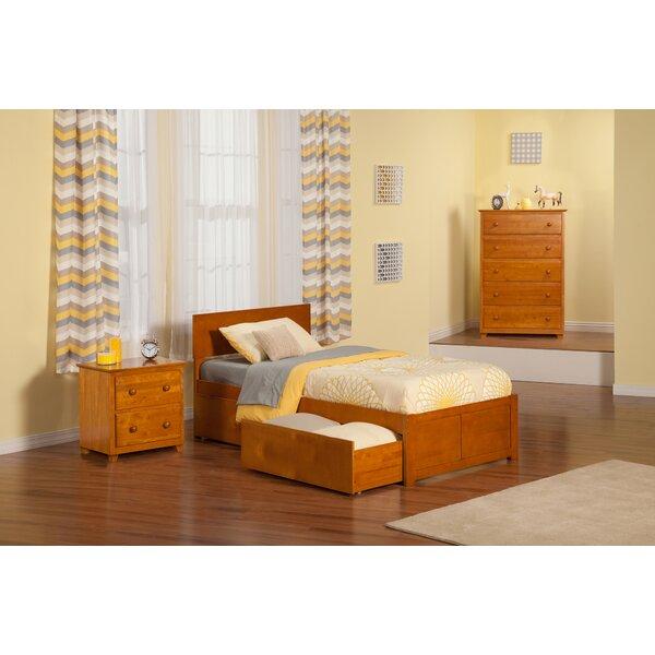 Wrington Storage Platform Bed By Red Barrel Studio