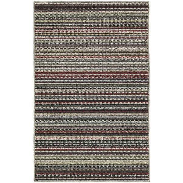 Carnival Stripe Area Rug by Garland Rug
