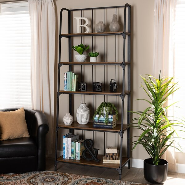 Holdenville Ladder Bookcase By Williston Forge