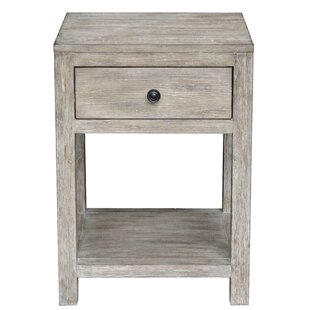 Cope Reclaimed Wood End Table