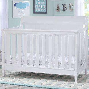 Compare prices New Haven 4-in-1 Convertible Crib ByDelta Children