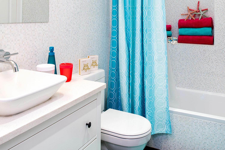 9 Ideas for Decorating a Kids\' Bathroom   Wayfair