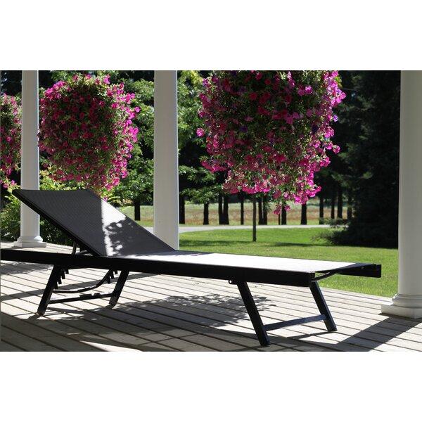 Jovanny Reclining Chaise Lounge by Zipcode Design Zipcode Design