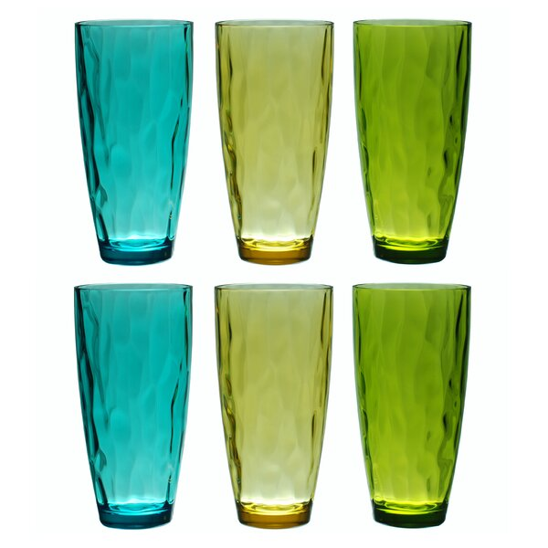 Stansel Plastic Highball Glass by Latitude Run