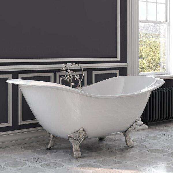 71 x 30 Freestanding Bathtub by Cambridge Plumbing