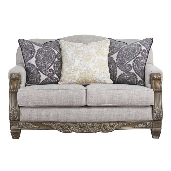 Fresh Collection Diggins Loveseat by Astoria Grand by Astoria Grand