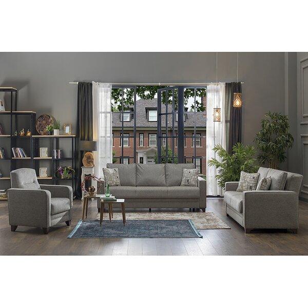Aristo Configurable Living Room Set by Brayden Studio