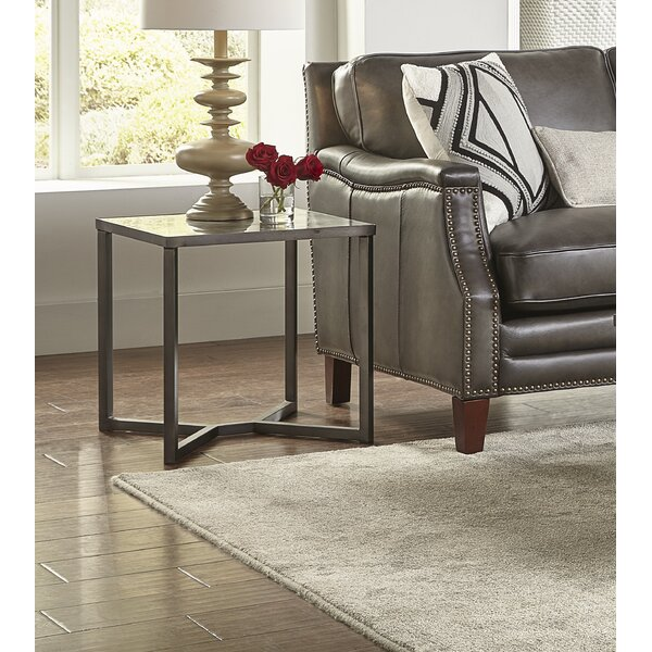 Damarcus End Table by Williston Forge