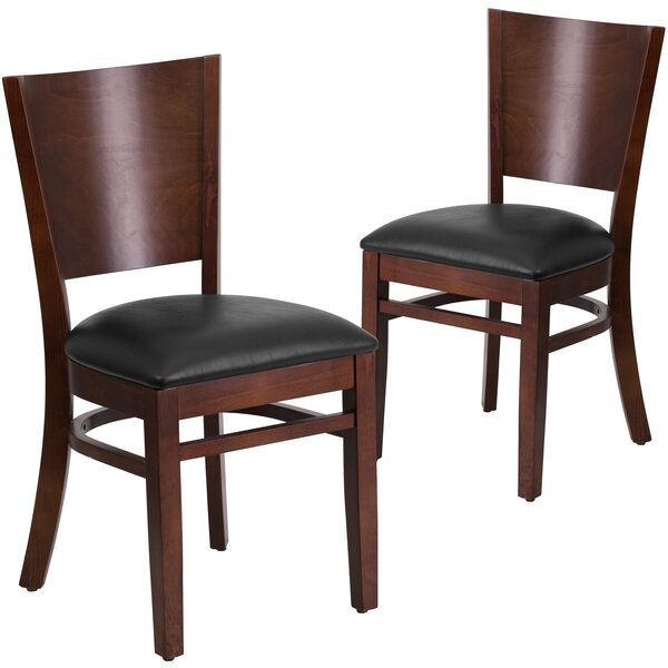 Harriet Upholstered Dining Chair (Set of 2) by Red Barrel Studio