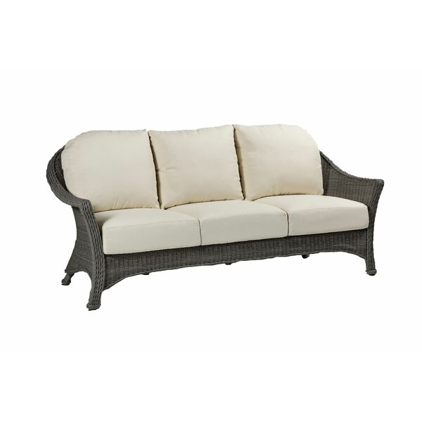Regent Patio Sofa with Cushions by Summer Classics