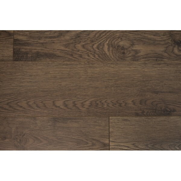 Marseille 6 x 55 x 12mm Oak Laminate Flooring in Chestnut by Branton Flooring Collection