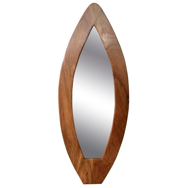 Surfboard Wall Mirror by Colossal Images