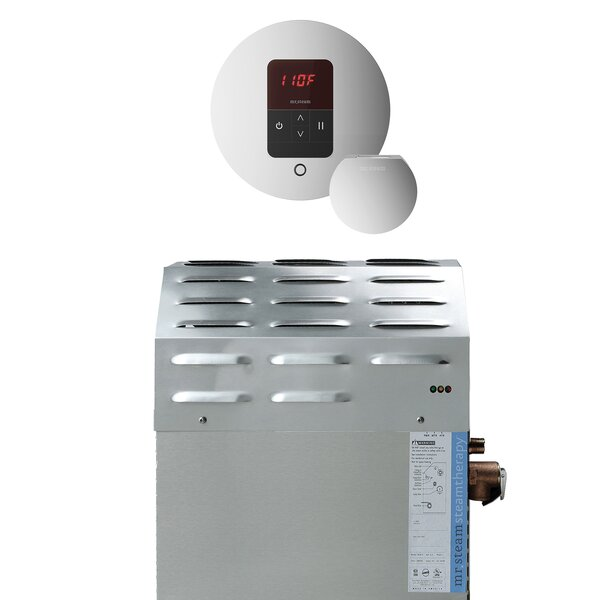 E-Series 15kw Steam Generator Package by Mr. Steam