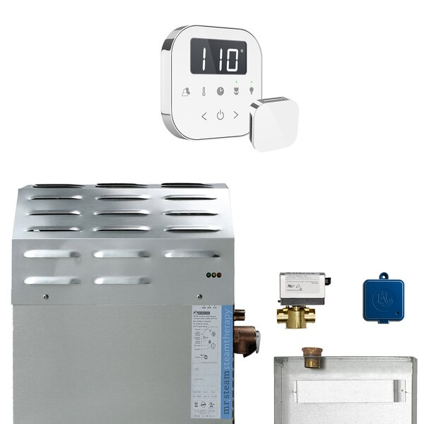 E-Series 12kw Steam Generator Package by Mr. Steam