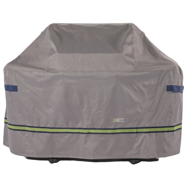 Soteria Water Resistant Grill Cover by Duck Covers