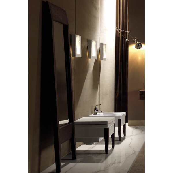 Bentley Floor Full Length Mirror by WS Bath Collections