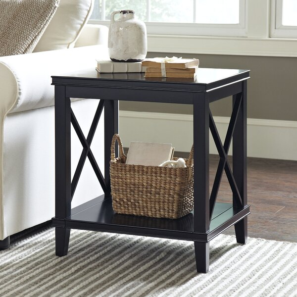 Meansville End Table By Three Posts