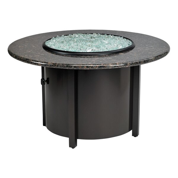 Phat Tommy Aluminum Gas Fire Pit Table by Buyers Choice