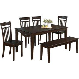 gr nd 6 piece dining set 20 feb 2019 discount. Black Bedroom Furniture Sets. Home Design Ideas