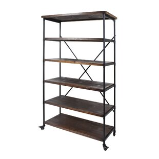 Galilea 5 Shelf Etagere Bookcase