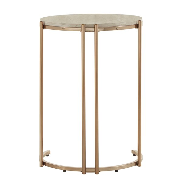Arlen End Table by Everly Quinn