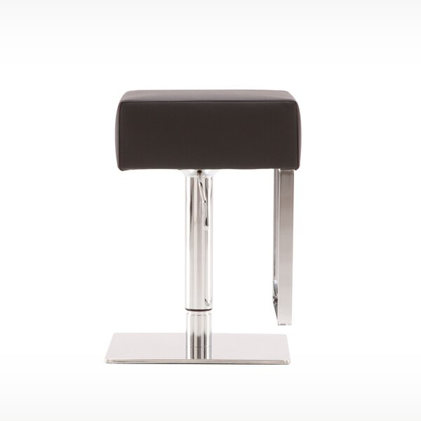 Adjustable Height Backless Bar Stool by EQ3