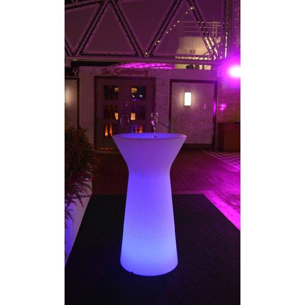 Kellyville Plastic/Resin Bar Table by Orren Ellis