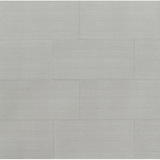 Weston 12 x 24 Porcelain Field Tile in Silver by Grayson Martin