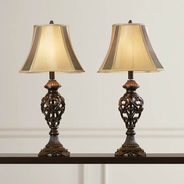 Lynchburg 32 Table Lamp (Set of 2) by Alcott Hill