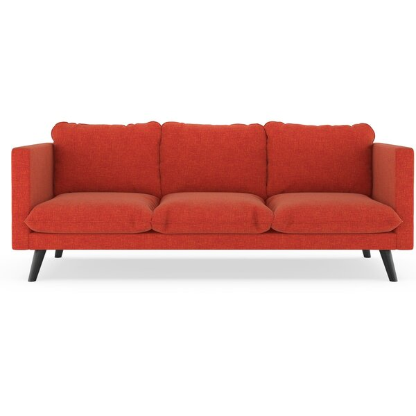 Cramer Cross Weave Sofa By Corrigan Studio