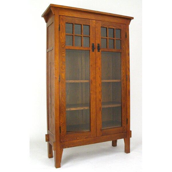 Hettinger Curio cabinet by Red Barrel Studio Red Barrel Studio