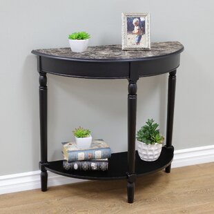 Mannox Entryway Console Table ByCharlton Home