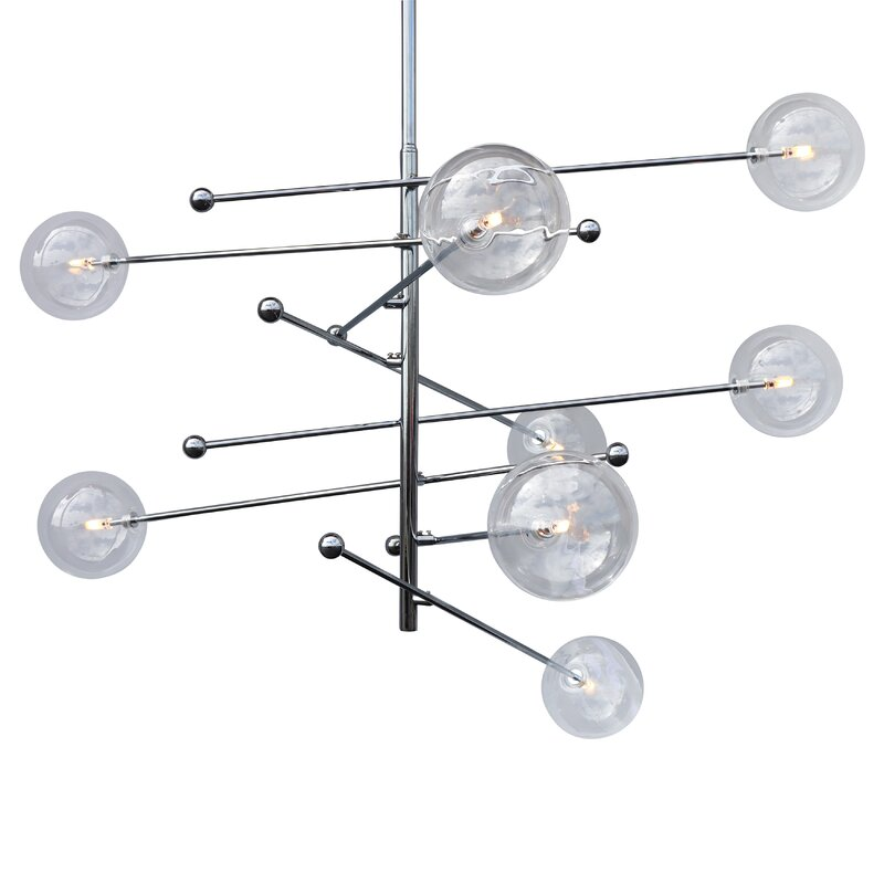 Light Sputnik Modern Linear