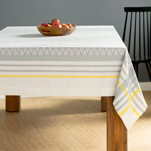 Attractive Poppy Tablecloth