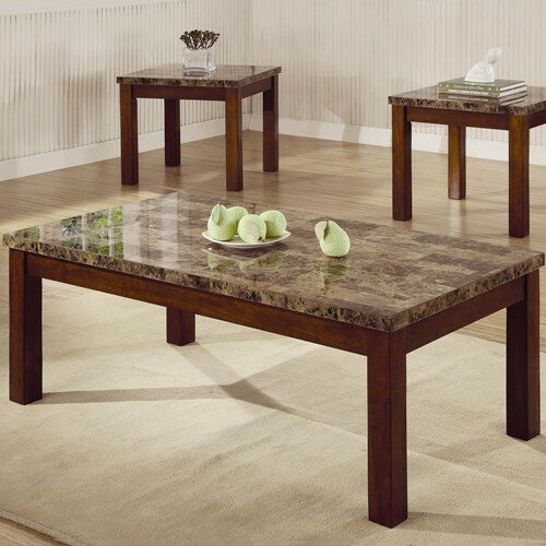 Sutter Creek 3 Piece Coffee Table Set by Wildon Home ®