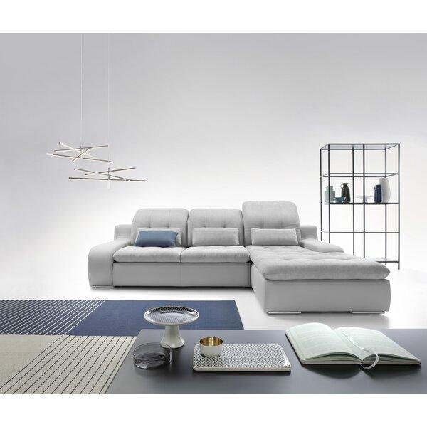 Review Bavero Sectional Sleeper Sofa