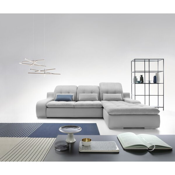 Bavero Sectional Sleeper Sofa By Orren Ellis