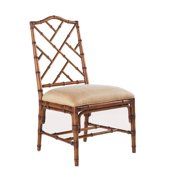 Island Estate Ceylon Solid Wood Dining Chair (Set Of 2) By Tommy Bahama Home Tommy Bahama Home