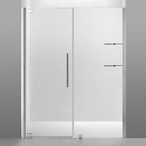 Ultra-G 34 x 72 Pivot Shower Door by LessCare