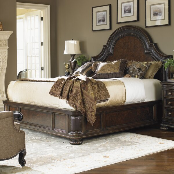 Florentino Upholstered Panel Bed by Lexington